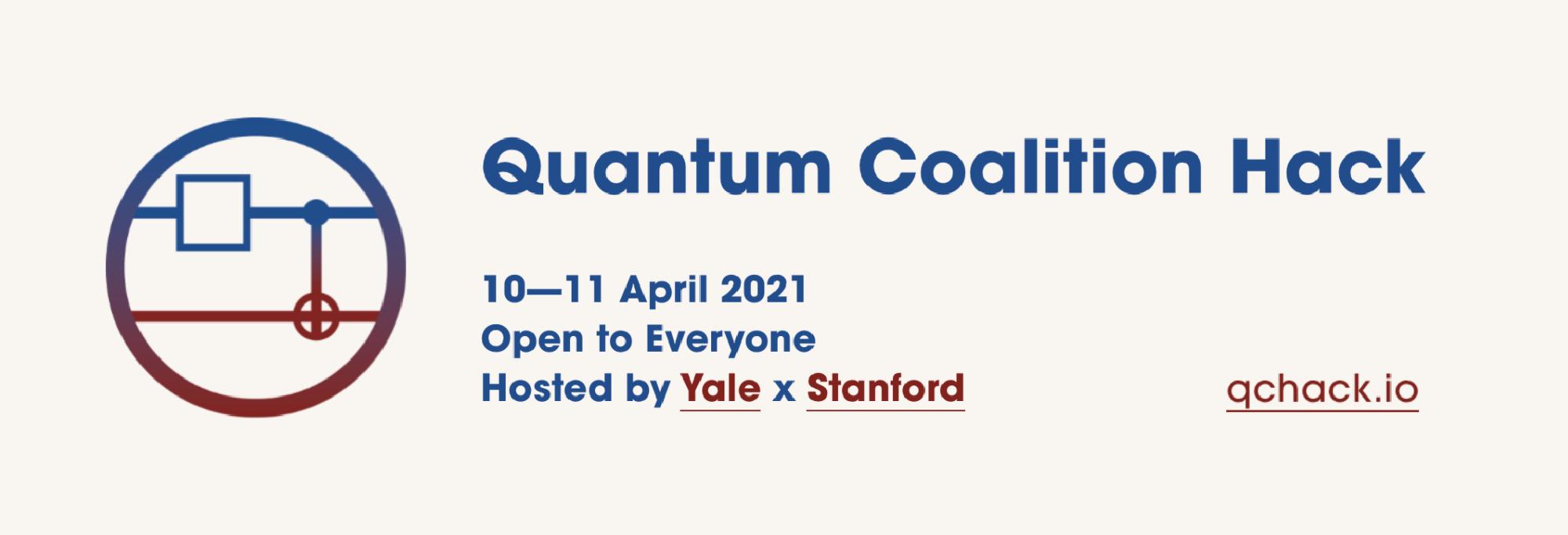 Featured image of post Quantum Coalition Hackathon